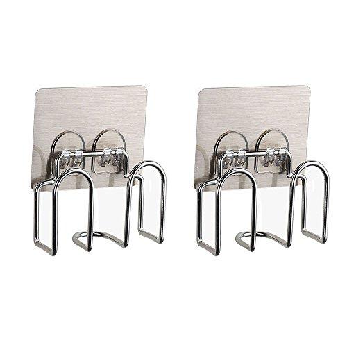 Sink Shelf Soap Sponge Drain Rack SuctionBathroom Holder Kitchen Storage Suction by Inchant