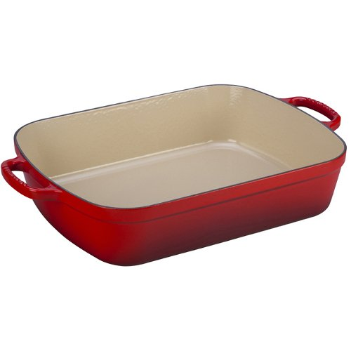 enameled cast iron lasagna pan - 8