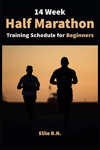 14 Week Half Marathon Training Schedule for Beginners: A 14-week training plan for complete half - marathon for beginners with running log. The idea here is to get you to the finish line,