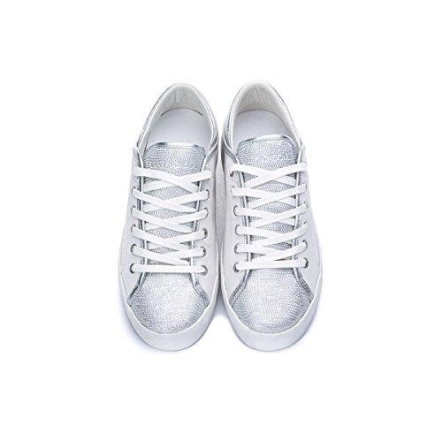 Crime Sneaker Weiß Bianco Damen London rznEr