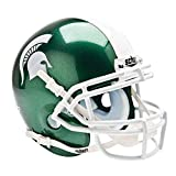NCAA Michigan State Collectible Mini Football Helmet