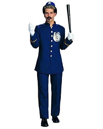 Keystone Kop Costume Adult