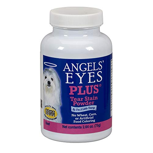 Angel's Eyes FBA_AEWP 75g Dog Plus Beef Formula Eye Supplies Dogs, 75 g