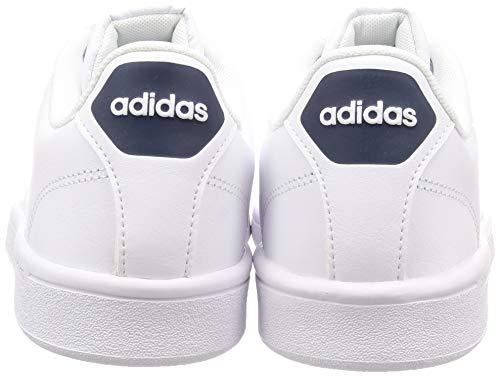 Blanco Advantage CF Ftwbla adidas Zapatillas Maruni para Hombre Cl Ftwbla YHqgPw