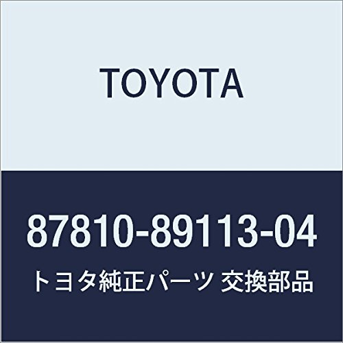 Genuine Toyota 87810-89113-04 Rear View Mirror Assembly