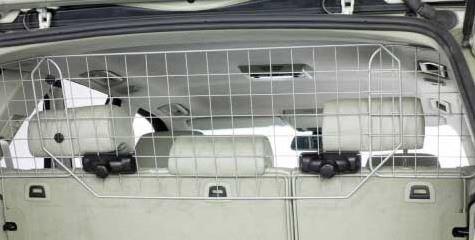 UKB4C Hyundai i20 2008-2017 Car Headrest Mesh Dog Guard