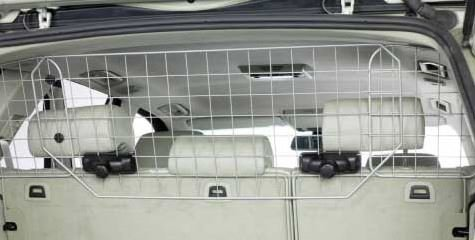 UKB4C Volvo V40 Cross Country Car Headrest Mesh Dog Guard