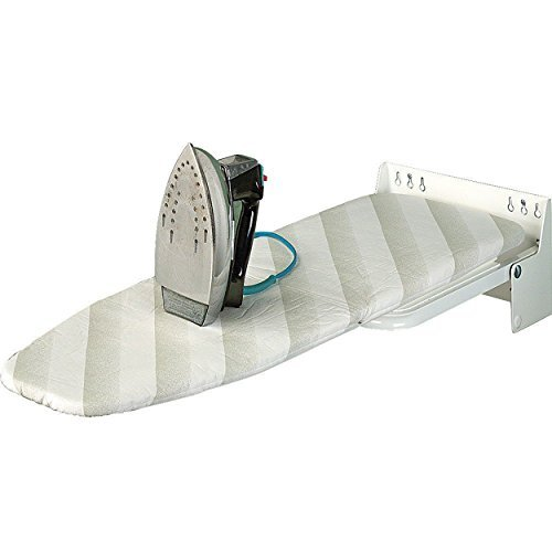 Wall-Mounted Ironing Board