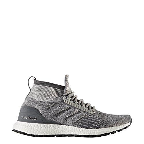 2a02573c82393 Galleon - Adidas Ultra Boost All Terrain Shoe Men s Running 9.5 Grey