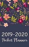 2019-2020 Pocket Planner: Monthly calendar Planner   January - December 2019 - 2020 For To do list Planners And Academic Agenda Schedule Organizer ... Organizer, Agenda and Calendar) (Volume 7)