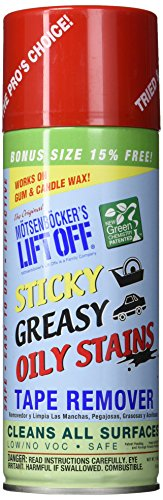 Motsenbocker's Lift Off 402-11 #2 Sticky, Greasy, Oily Stain Remover - Lift Off Stain Remover