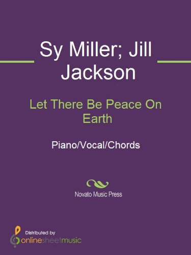 Let There Be Peace On Earth Kindle Edition By Jill Jackson Sy