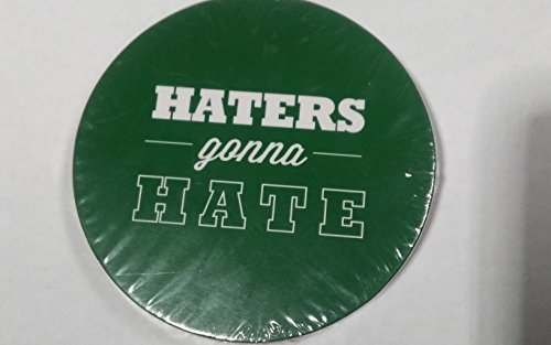 Haters Gonna Hate coasters 12ct