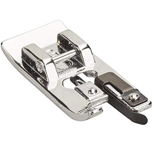 DREAMSTITCH SA-135 Snap On Overlock Overcast Presser Foot - Fits All Low Shank for Singer,Brother,Babylock,Euro-Pro,Janome(New Home),Kenmore,White,Juki,Simplicity,Elna Sewing Machine #7310B-G ()