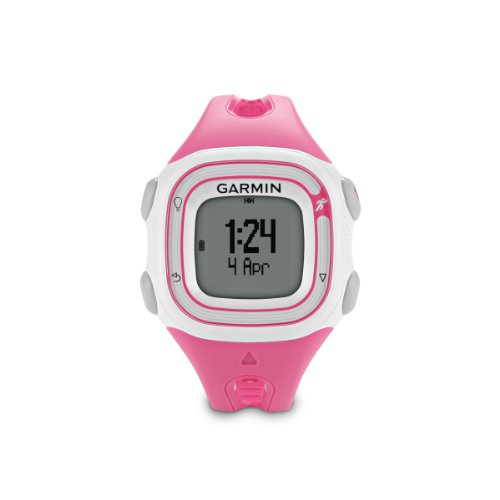 garmin-forerunner-10-gps-watch-pink-white