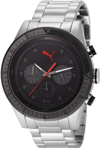 PUMA Time Fast Track Men's watch Solid Case