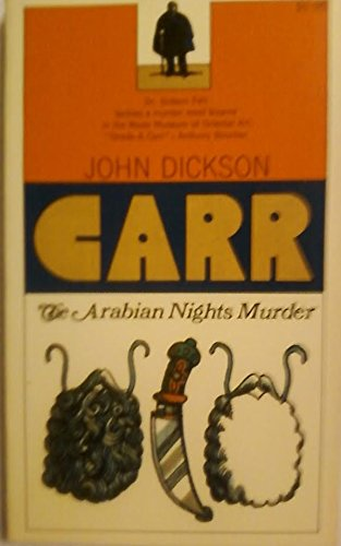 The Arabian Nights Murder