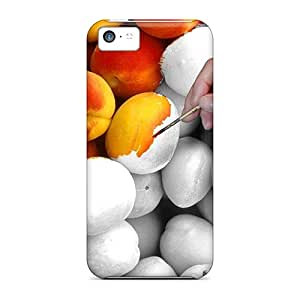 (uSR37011QPBZ)durable Protection Cases Covers For Iphone 5c(painting Fruity)