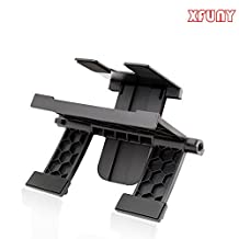 XFUNY (TM) Universal TV Mount Clip Storage Camera Holder Stand Bracket for PS3 EYE Camera, PS4 Camera, XBOX 360 KINECT Camera, Xbox one KINECT Camera, WII Sensor Bar or WII U Sensor Bar Camera Mount- Black