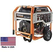 Portable Generator - Residential/Commercial - 12,500 Watt - 120/240V - Ohvi - Es