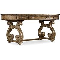 Hooker Furniture Solana 66 Writing Desk in Light Oak