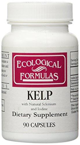 Ecological Formulas - Kelp 90 caps