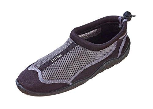 Surf Tideland 11 De Chaussures Aqua Beco Bain Taille Gris Noir Plage vqtHIn1nfZ
