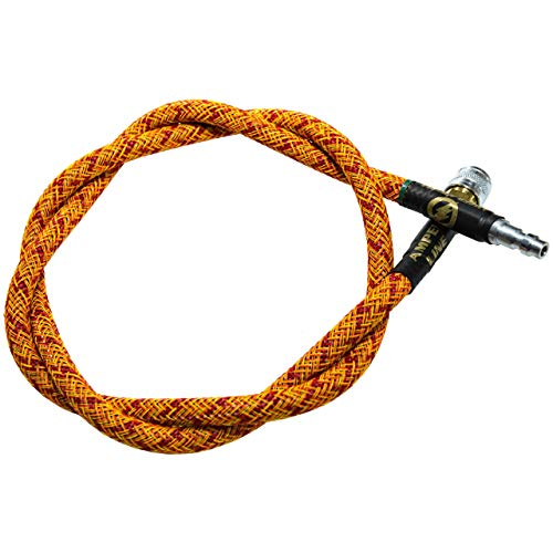 AMPED Airsoft Amped Line   Heavy Weave for PolarStar, Wolverine, and Redline HPA Units 42 Inch Fire Heavy