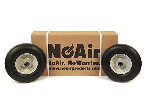 Wholesale (2) MTD Flat Free Tires 11x4.00-5 Replaces 634-04237B MTD Cub Cadet Troy Bilt hot sale