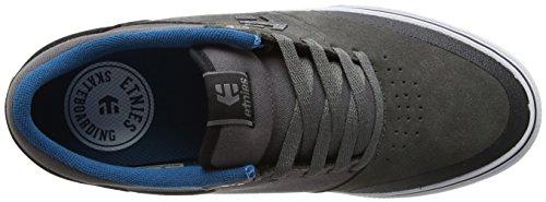 Homme Chaussures Marana Etnies Blue Vulc Grey Skateboard de Black Gris OqXwEnpPa