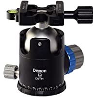 Demon DB-44 44mm Tripod Ball Head Arca / RRS Compatible w Pan Lock & DAC-X1 Clamp Desmond
