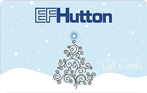 Ef Hutton Gift Card