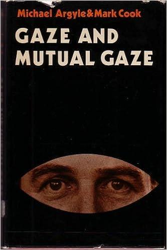 Download Gaze and Mutual Gaze PDF, azw (Kindle)