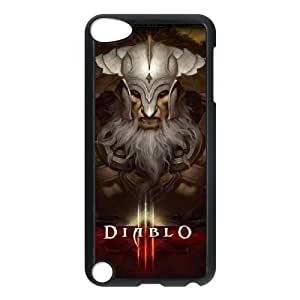 Ipod Touch 5 Phone Case Diablo C-CS37094