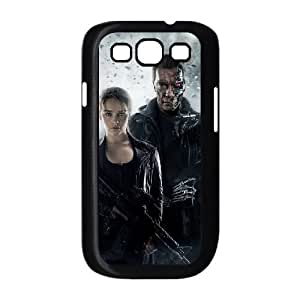 terminator genisys magazine 2015 mobile1 Samsung Galaxy S3 9300 Cell Phone Case Black 53Go-274490