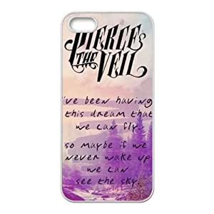 Pierce the Veil aesthetic design Cell Phone Case for iPhone 5S