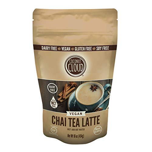 Coconut Cloud: NEW Vegan Spiced Chai Tea Dairy-Free Coconut Cream Latte | Creamy, Delicious & Easy Dairy Alternative. Women Owned & Made in Colorado (Lightly Sweetened, Gluten Free, Soy