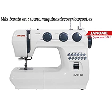 Janome - 3622S mecánica: Amazon.es: Hogar