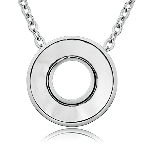 925 Silver Plated - Patricia Necklace - 1