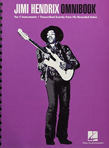 Jimi Hendrix Omnibook: for C Instruments