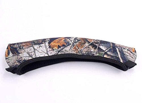 "Kingwolfox Camo Tactical Cases Neoprene Scope Cover 12"" for 3-9X40 4X32 3-9X50E Rifle Scope"