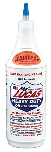 Lucas 10001-12PK Heavy Duty Oil Stabilizer - 32 oz., (Pack of 12) by Lucas