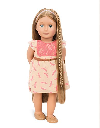 Our Generation Hair Grow Doll - Portia
