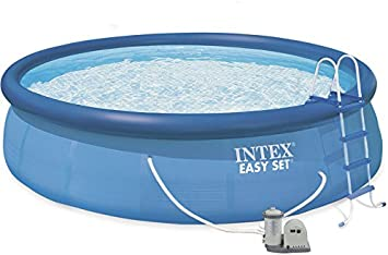 Piscina Desmontable 549x107 cm. Intex 56417: Amazon.es ...