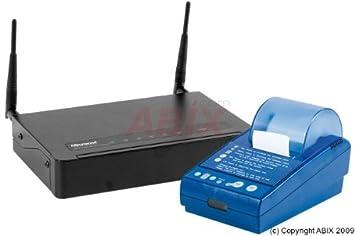 Dexlan Hotspot WiFi Profesional con Impresora Ticket de Caja ...