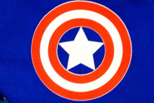 4Head Bandeaux Par Hippie Runner. Captain America! Le choix n ° 1 pour les athlètes! Non Slip, No Drip Bandeaux pour la course, exercice, mode, accessoires. Acheter Four, Get One Free!