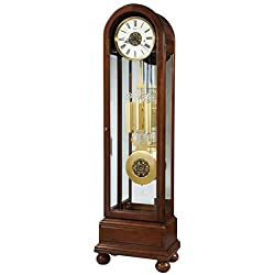 Ridgeway 2569 Contemporary Arched Cable Driven Chiming Floor Clock