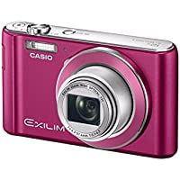 CASIO EXILIM EX-ZS190PK International Version (No Warranty)