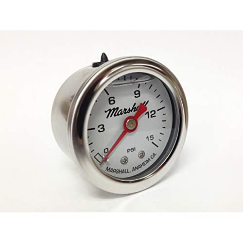 Hot CW00015 Liquid Filled Fuel Pressure Gauge for cheap