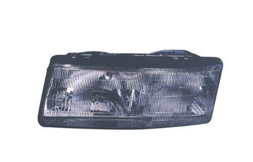 Lumina Sedan Headlight Headlamp - Chevy Lumina Coupe/Sedan Replacement Headlight Assembly - 1-Pair
